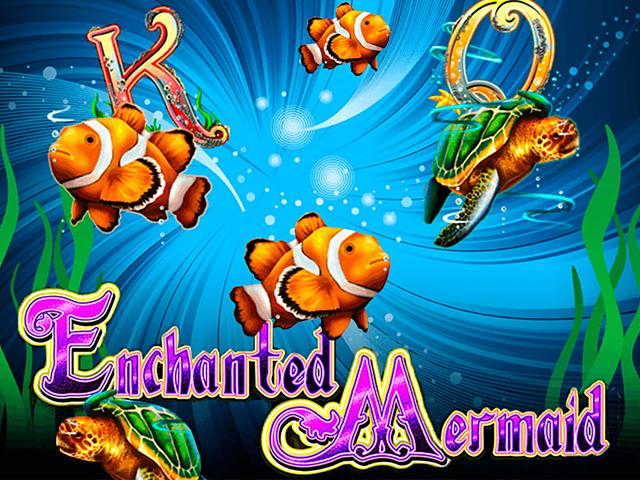 Enchanted Mermaid – виртуальный игровой автомат от Microgaming